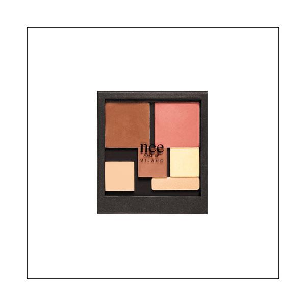 Nee Makeup Slovenia - Contouring Paleta